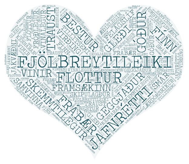Lýðræðisfundur 11. mars – Niðurstöður